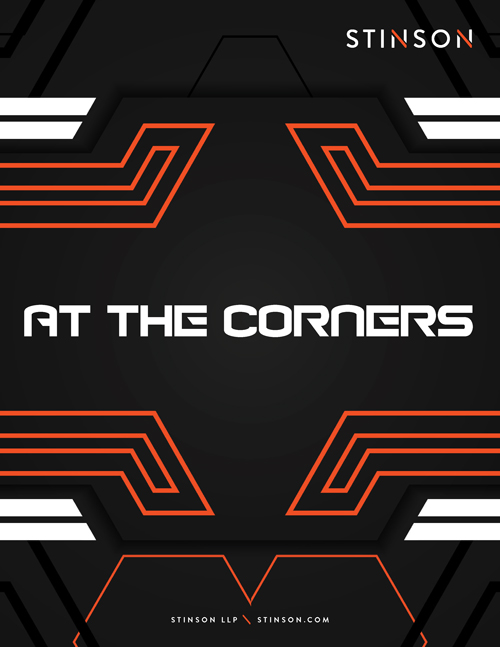 At the Corners Newsletter