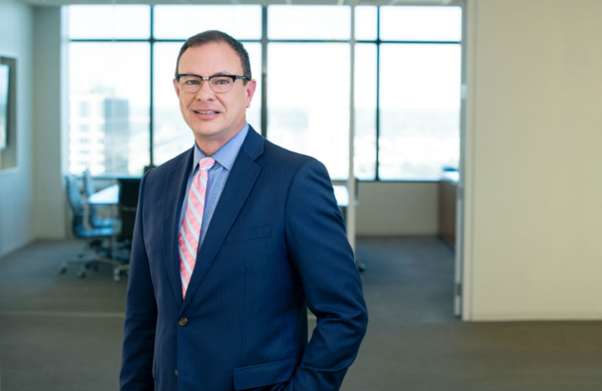 Scott Hecht, Stinson LLP Photo