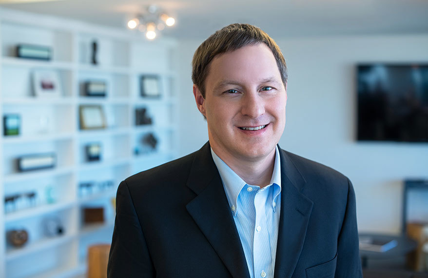 Christopher Leopold, Stinson LLP Photo