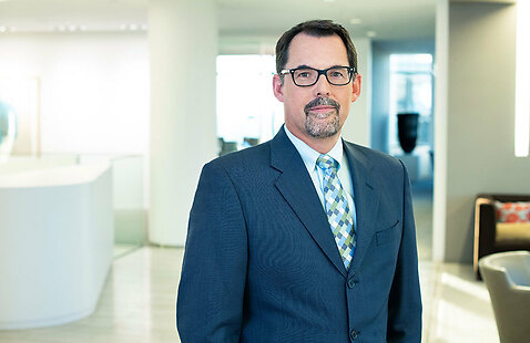 Photo of Mark M. Iba