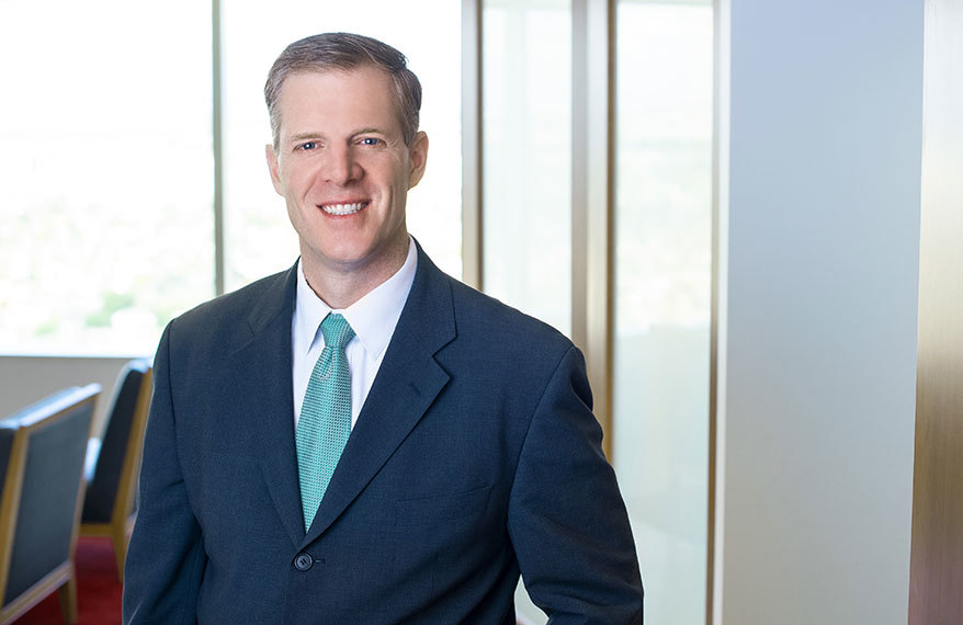 James Holland, Jr., Stinson LLP Photo