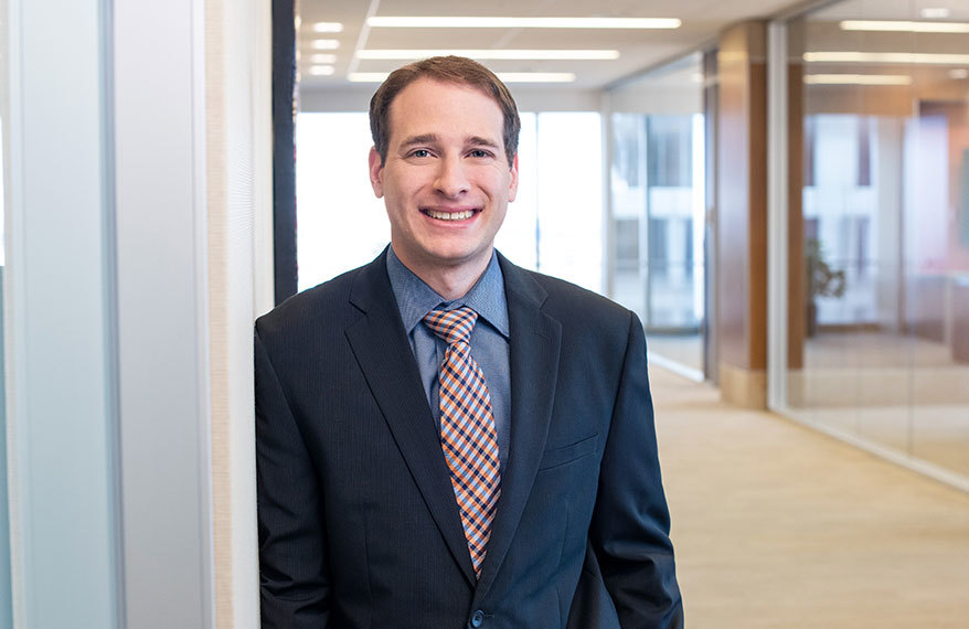 Steven Levitt, Stinson LLP Photo