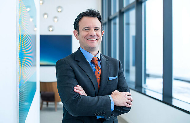 Photo of Stephen J. Cosentino, CIPP