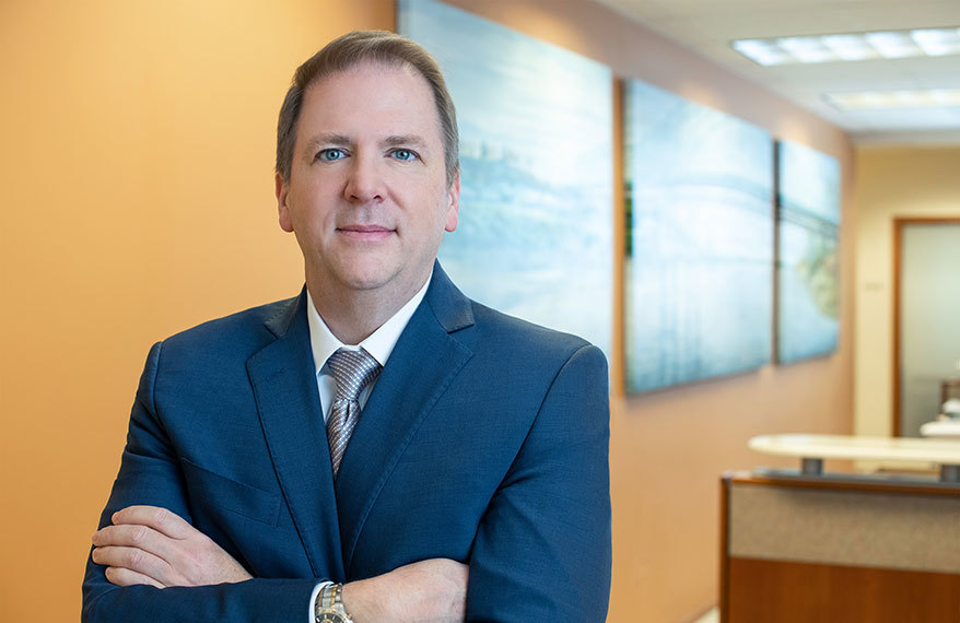 Charles Hatfield, Stinson LLP Photo