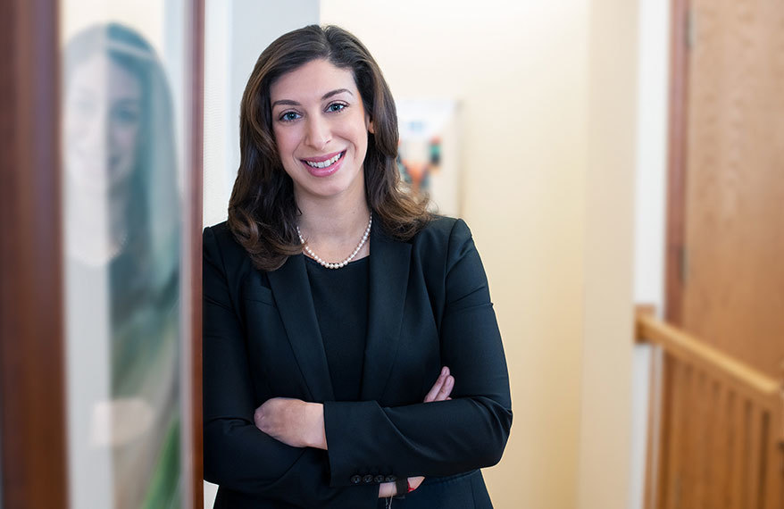 Alixandra Cossette, Stinson LLP Photo