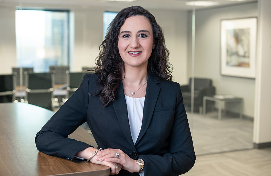 Ashley Arroyo, Stinson LLP Photo