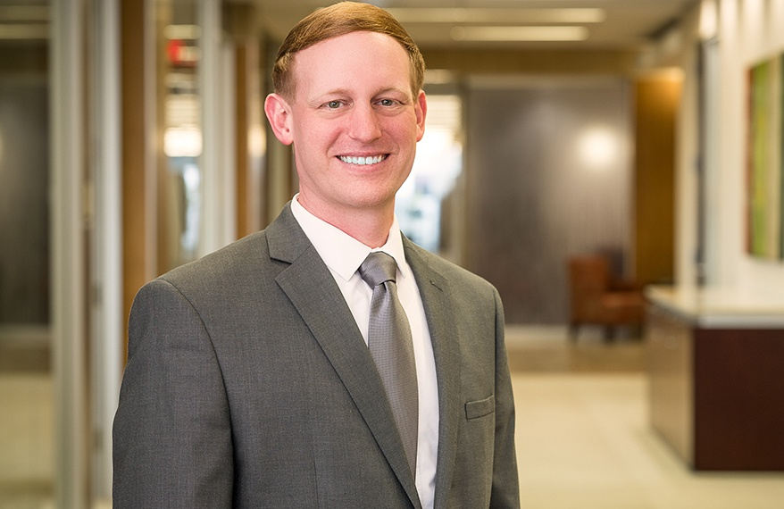 Jonathan Waldron, Stinson LLP Photo