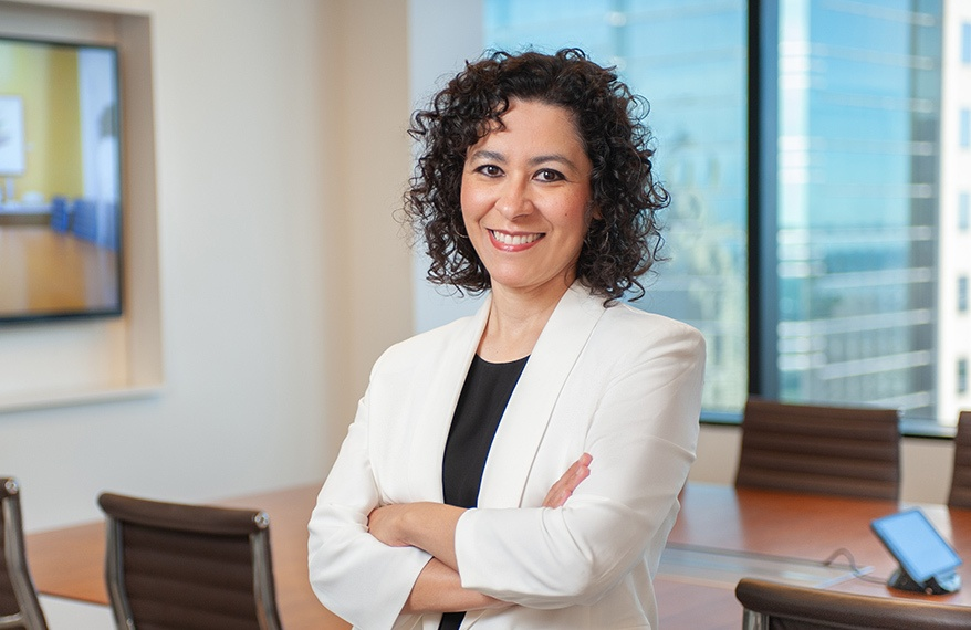 Elsa Manzanares, Stinson LLP Photo