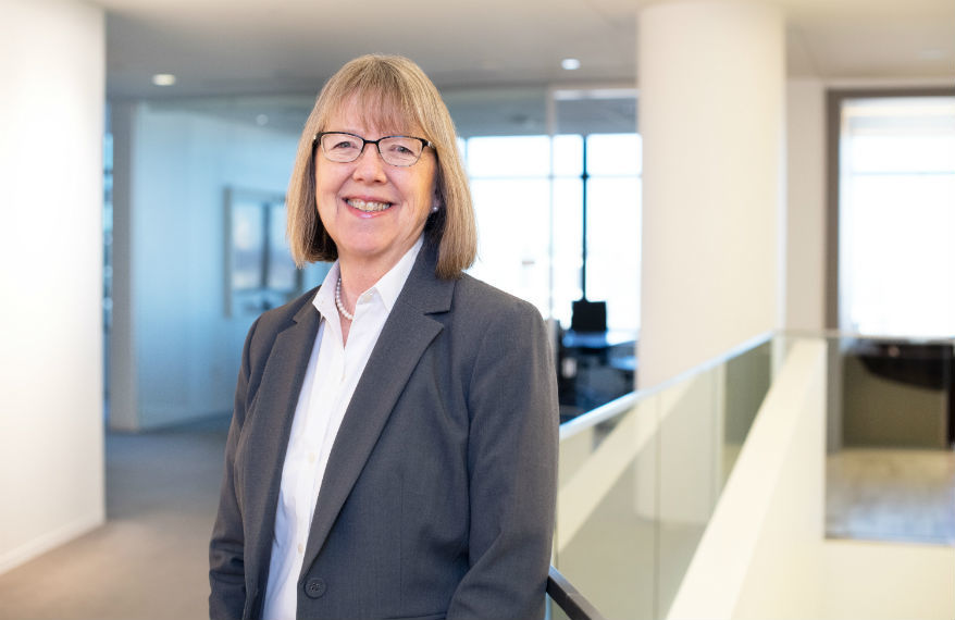 Catherine Hauber, Stinson LLP Photo